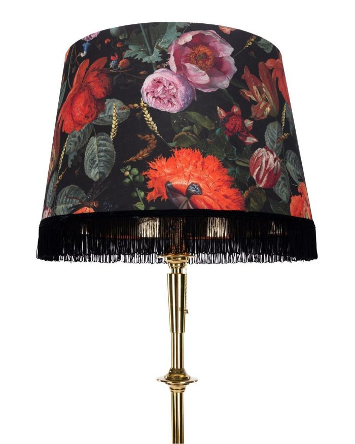 FLOWERS OF THE LADY Table-Floor Shade Cone MINDTHEGAP