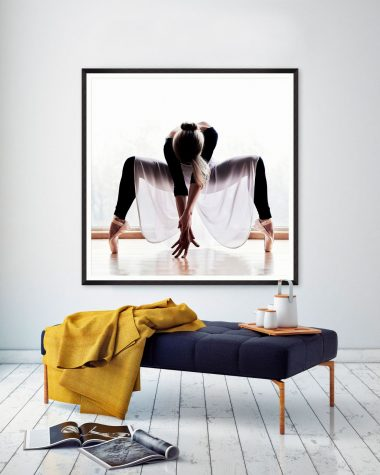 Perfect Touch Framed Print MINDTHEGAP